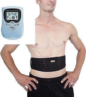 HealthmateForever 8 modos portátil Electro dolor alivio masaje terapia Otc máquina azul