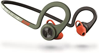 Plantronics BackBeat FIT Wireless Sports Headphones With Mic - Stealth Green