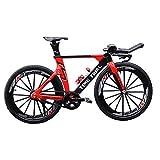 GCDN - Modellino 1:10 di bicicletta da corsa in lega di zinco, decorazione da...