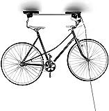 Queta Soporte de techo para bicicleta, hasta 50 kg, el ayudante perfecto para cualquier bicicleta.