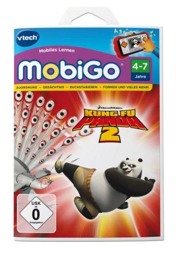 Vtech 80-252004 - MobiGo Lernspiel Kung fu Panda 2