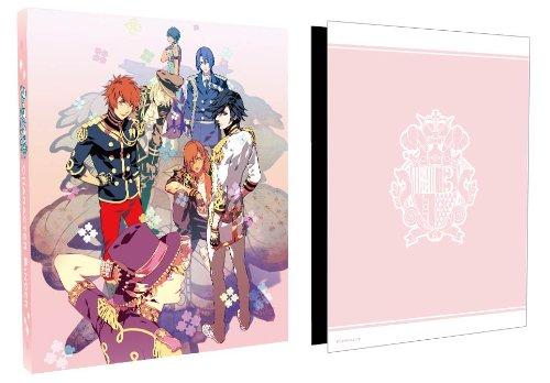 Debut of Character Binder Uta no Prince-sama (japan import)