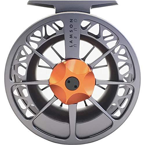 Lamson Guru Series II, Grey/Orange, 1.5