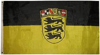 RFCO 3x5 Baden Wuerttemberg Germany Flag German State Banner Pennant Indoor Outdoor