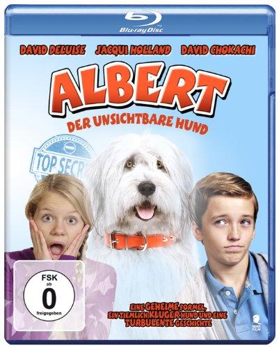 Albert - Der unsichtbare Hund [Blu-ray]