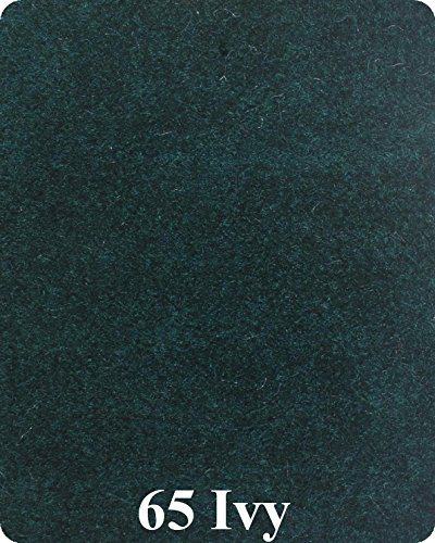 16 Oz Cutpile Boat Carpet - 6' Wide / 12 Colors (Ivy Green, 6x20)