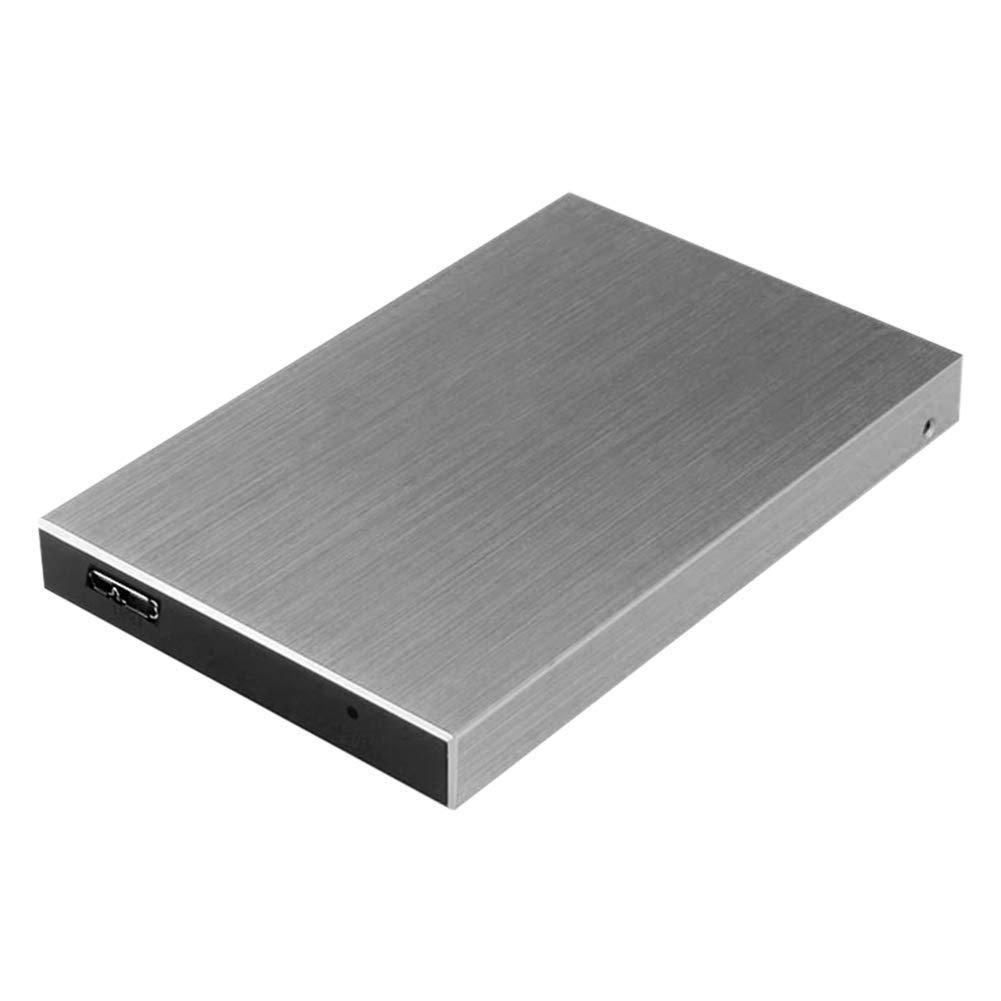 Tyffslany - Disco Duro Externo portátil de 2 TB para PC, Mac ...