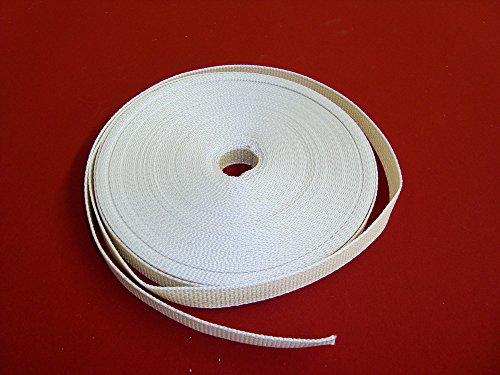 Easy-Shadow - Hochwertiger Rolladengurt Breite 14 mm x Länge 10 m - beige extrem Gurt für Rollladen Mini Gurtband 10 meter Gurtzugband Zugband für Rolladen Rolladenwickler Aufzuggurt Minigurt Gurtzug Gurtzugband - beige