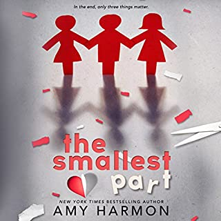 The Smallest Part                   De :                                                                                                                                 Amy Harmon                               Lu par :                                                                                                                                 Almarie Guerra                      Durée : 12 h et 4 min     Pas de notations     Global 0,0