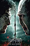 Harry Potter - 7 - Part 2 Teaser Action Film Poster Plakat