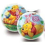 Ball Spielball Kunststoffball Disney Winnie Pooh 15cm