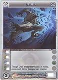 Chaotic URSIS Ultra Rare FOIL Creature-Past Warrior Muge Card # S04/026 (Random Stats)