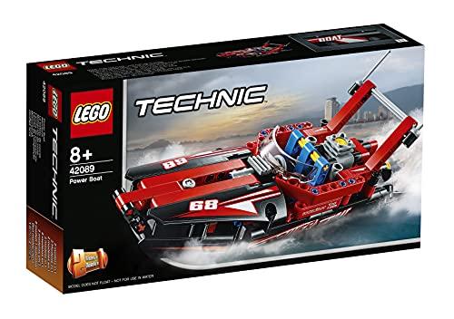 LEGO 42089 Technic Rennboot (Vom Hersteller Nicht...