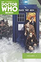 Doctor Who: The Eleventh Doctor Archives Omnibus Vol. 1 1782767681 Book Cover