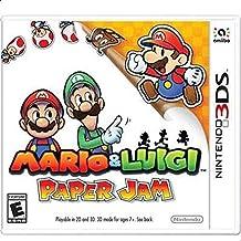Mario and Luigi Paper Jam - Nintendo 3DS