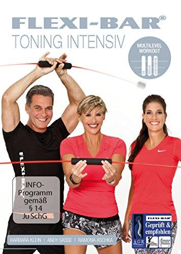 FLEXI-BAR® DVD Toning Intensiv