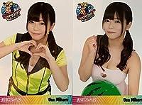 恵比寿 マスカッツ 羽咲みはる 恵比寿マスカッツ1.5 おかげサマーツアー 販売 公式生写真 2種類コンプセット 衣装 水着