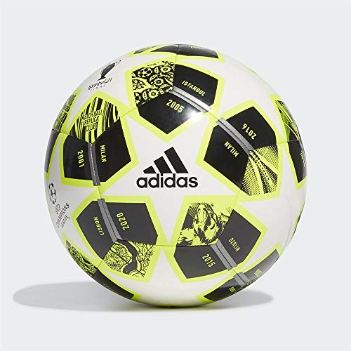 Adidas Unisex's Finale 20Y CLB Soccer Ball, Solar...