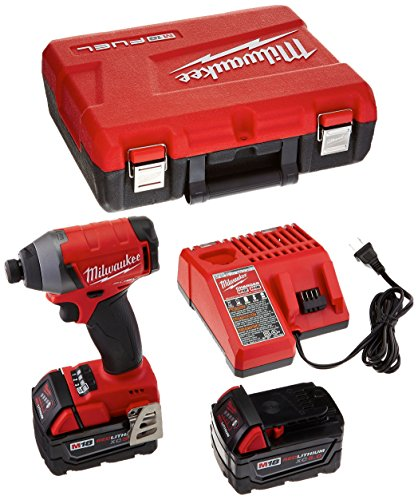 M18 Electric Impact Drive Kit By Milwaukee