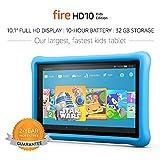 Fire HD 10 Kids Edition Tablet, 10.1' 1080p Full HD Display, 32 GB,...