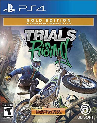 Trials Rising - PlayStation 4 Gold Edition