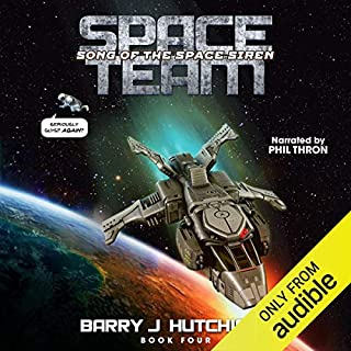 Space Team: Song of the Space Siren cover art