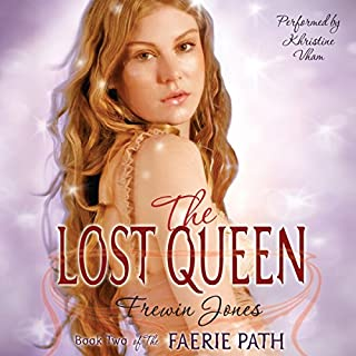 The Lost Queen      Faerie Path, Book 2              De :                                                                                                                                 Frewin Jones                               Lu par :                                                                                                                                 Khristine Hvam                      Durée : 9 h et 4 min     Pas de notations     Global 0,0