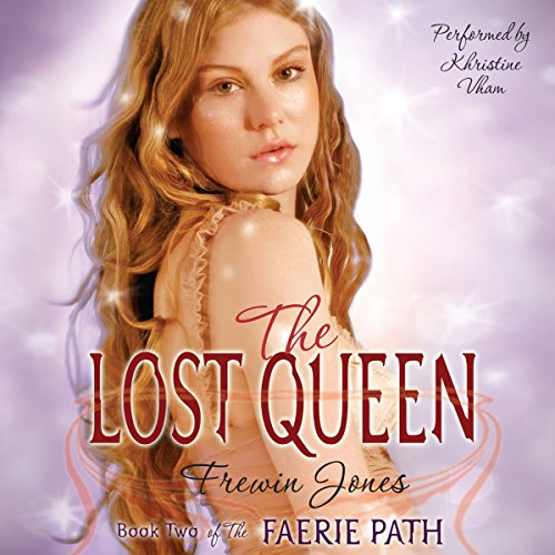 Couverture de The Lost Queen