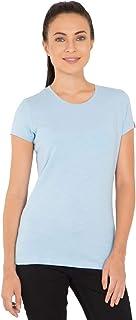 Jockey Women's Plain Regular Fit T-Shirt