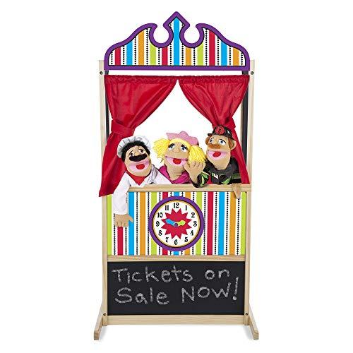 Melissa & Doug Puppet Theater Image