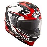 Suomy ksvr0027.6casco SpeedStar camshaft BLK/WHT/red-xl