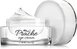 Prache Eye Cream - Anti-Aging Eye Cream for Dark Circles and Puffiness That Reduces Eye Bags, Crow's Feet, Fine Lines, And Sagginess- The Most Effective Under Eye Cream for Wrinkles