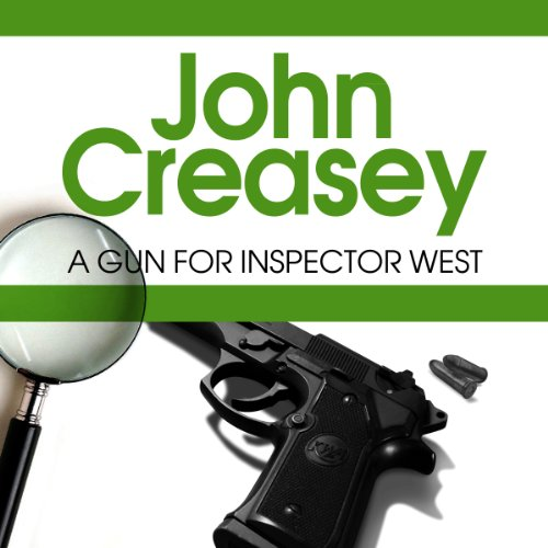 A Gun for Inspector West cover art
