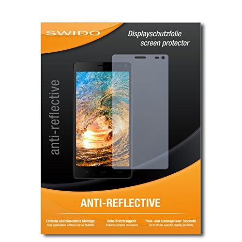 SWIDO Bildschirmschutz für Siswoo R8 Monster [4 Stück] Anti-Reflex MATT Entspiegelnd, Hoher Festigkeitgrad, Schutz vor Kratzer/Glasfolie, Schutzfolie, Bildschirmschutzfolie, Panzerglas Folie
