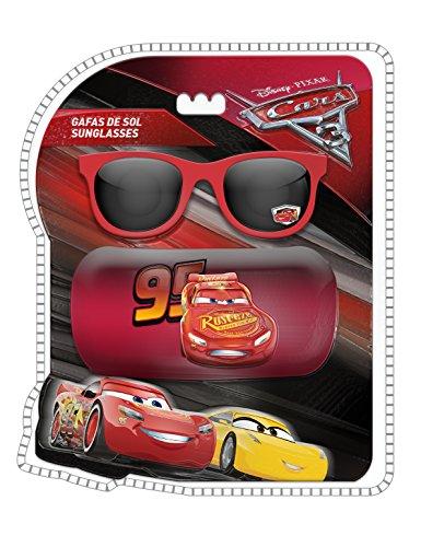 Kids zonnebril en tas Cars (wd19100)