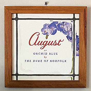 August / Orchid Blue