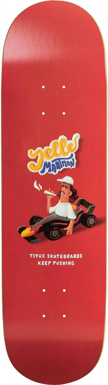 TITUS Speedy J - Jelle Maatman  8.25  Deck