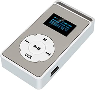 Digital MP3 Player Mini Mp3 Player Portble LCD Screen TF Card Running U Disk
