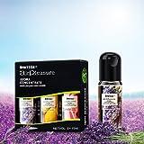 APRITECH Aceites Esenciales, Aceites esencia de Aromaterapia,100% puros Essential oil natural ecologicos, 3x15 ml (Lavanda+ Limón+ rosa búlgara)