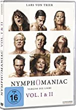 Nymphomaniac Vol. I & II [2 DVDs]