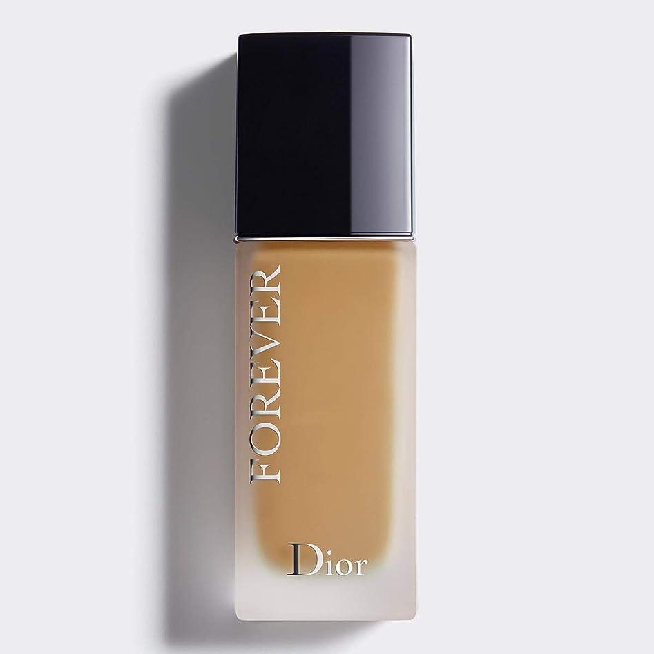 ホラー排泄物スムーズにクリスチャンディオール Dior Forever 24H Wear High Perfection Foundation SPF 35 - # 4WO (Warm Olive) 30ml/1oz並行輸入品