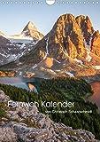 Fernweh Kalender (Wandkalender 2020 DIN A4 hoch): Fernweh garantiert (Monatskalender, 14 Seiten ) (CALVENDO Orte) - Christoph Schaarschmidt