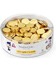 Simon Coll Monedas Chocolate Red, 50 g