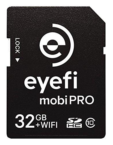 Eyefi mobiProZ-32 Mobi Pro 32GB WiFi SDHC CARD