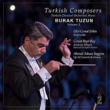 Turkish Composers - Volume 2