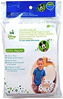Neat Solutions Disney Potty Topper, Mickey Mouse, 10 Count