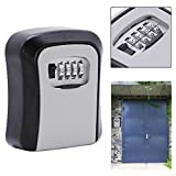 Hengda® Key Safe für Wandmontage Keykeeper Schlüsseltresor Schlüsselsafe Schlüsselbox...