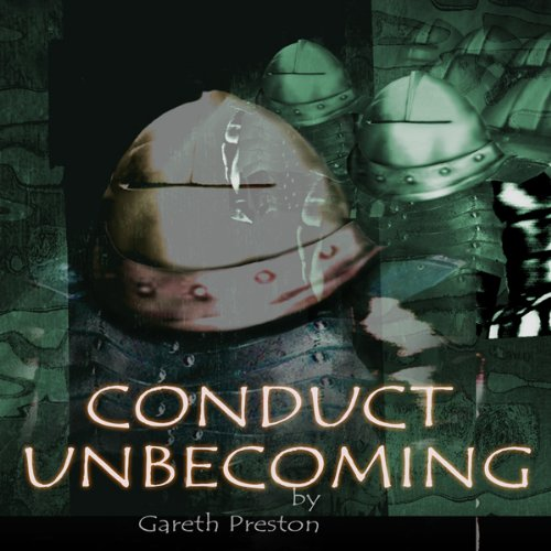 Sontaran audiobook cover art