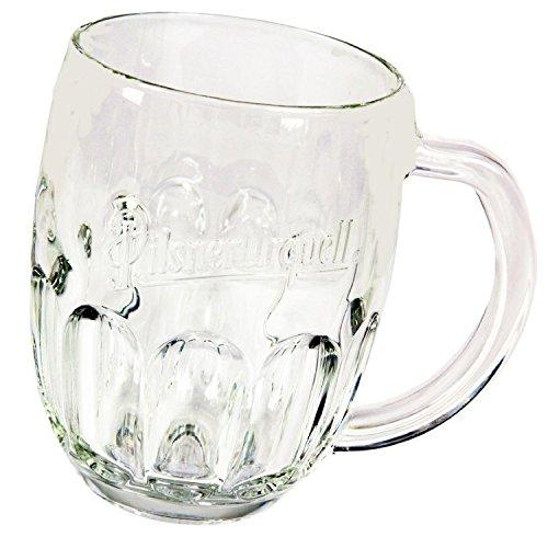 Pilsner Urquell Glasses 2 BICCHIERI DI 0,3 L, NUOVE