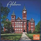 Alabama Calendar 2022: Official US State Alabama Calendar 2022, 16 Month Calendar 2022